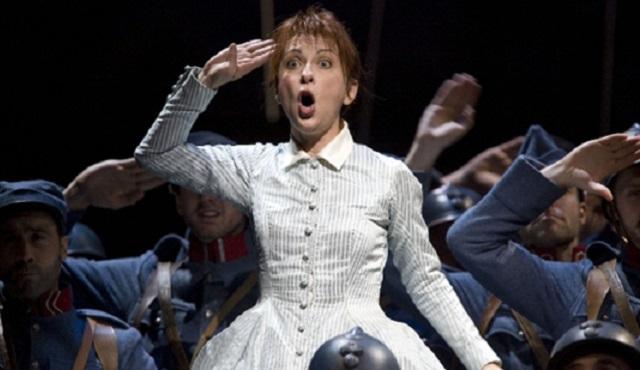 """La hija del regimiento"" de Donizetti, con Natalie Dessay"