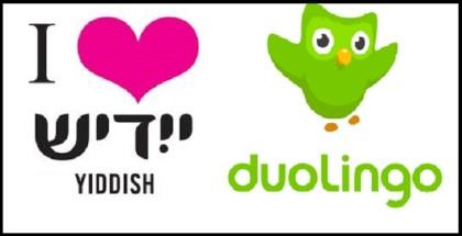 yiddish duolingo