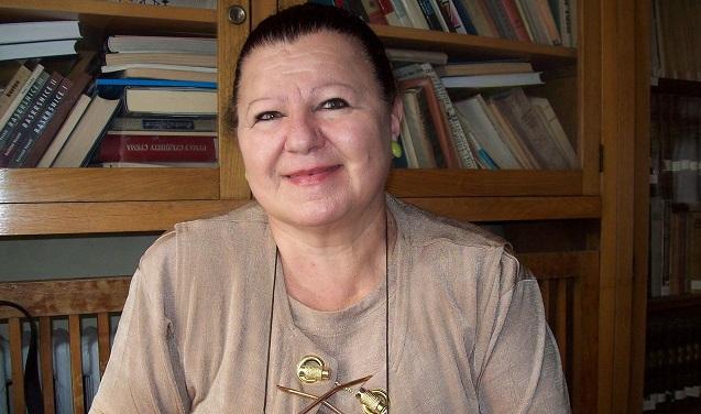 Drita Tutunović, en judeoespañol, desde el CIDICSEF de Buenos Aires
