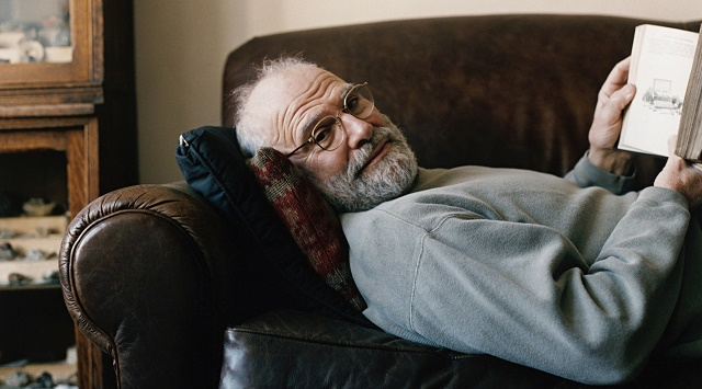 """Oliver Sacks Z""""L: """"un viejo ateo judío"""", con Alicia Perris"""