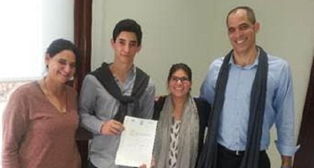 Mor Asher: el primer sefardí español de la nueva ley