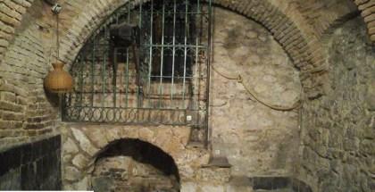 Zamora-Arab Cave