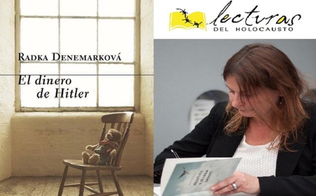 """""""El dinero de Hitler"""" de Radka Denemarková, con Javier Fernández y Rafael Marqués"""
