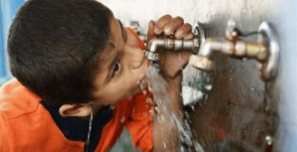 agua palestinos