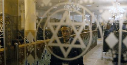 antisemitismo vidrio
