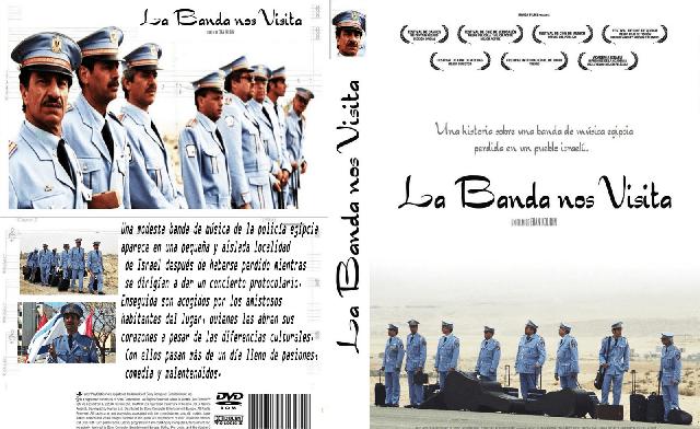 """""""La banda nos visita (Bikur Ha-Tizmoret)"""" (2007), de Eran Kolirin (Israel – Francia)"""