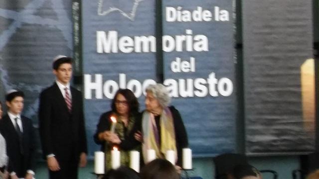 Acto de Recuerdo del Holocausto (Asamblea de Madrid, 27/1/2017)