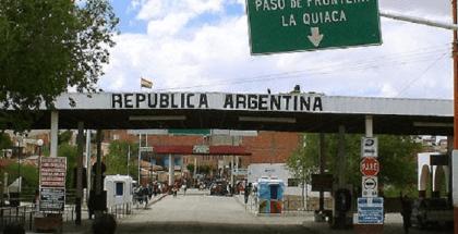 aduana argentina