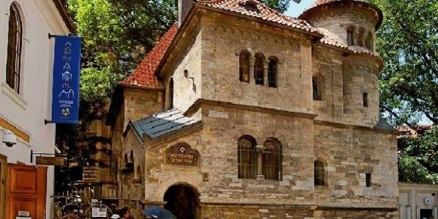 Misha Sidenberg:  The Jewish Museum in Prague