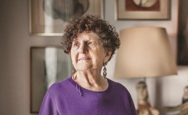 Margo Glantz: identidad judía, identidad femenina