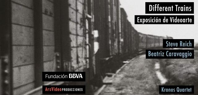 """""""Different trains"""", con Beatriz Caravaggio"""