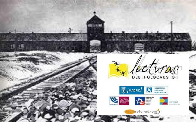 V Edición del Club de Lectura sobre el Holocausto 2017-2018, con Javier Fernández y Javier Quevedo