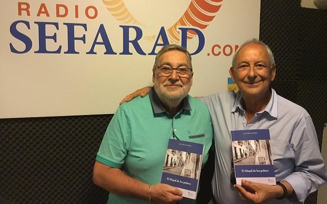 """""""El Mazal de los pobres"""", con Elie Benchetrit y Jacobo Israel"""