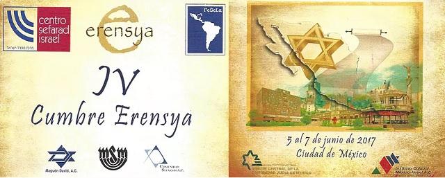 The IV Erensya Summit, with Miguel de Lucas