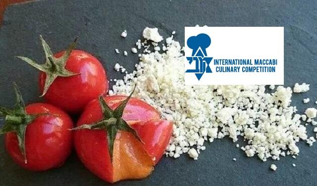 Nuestro Kosher chef en la I edición de la International Maccabi Culinary Competition