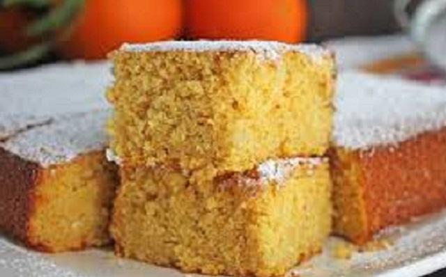 Cítricos y sefardíes: merluza al limón y bizcocho de naranja