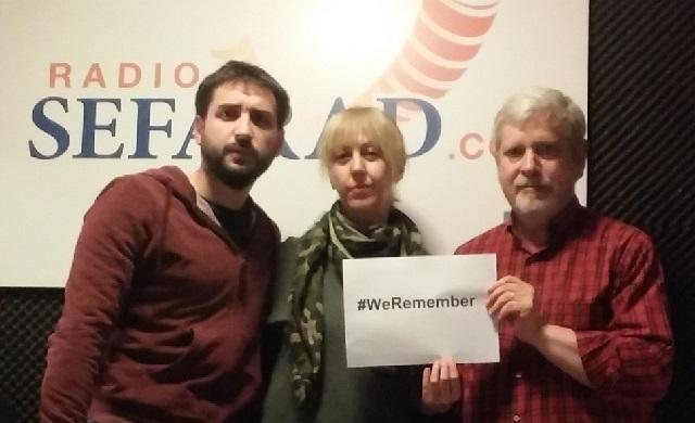 #WeRemember, con Ariel Seidler del Congreso Judío Latinoamericano
