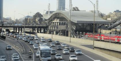 carretera israel