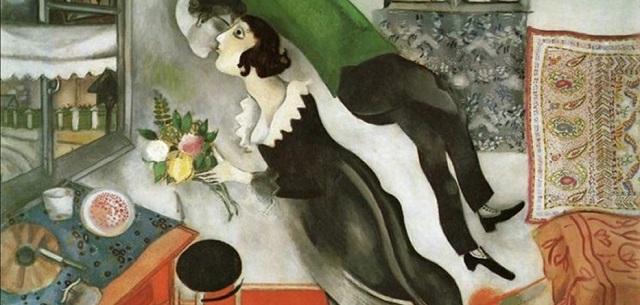 Chagall. Los años decisivos, 1911-1919, con Lucía Aguirre
