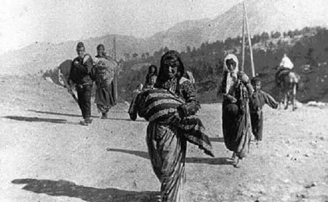 El Imperio Otomano y el Genocidio Armenio