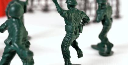 juguetes de guerra