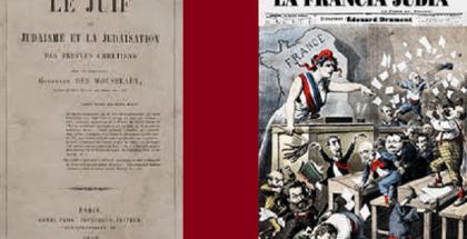 literatura antisemita