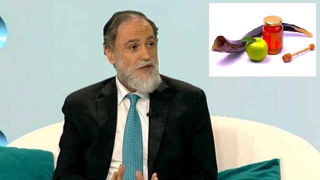 """Buena anyada, a guit yur"", con rab Moshe Bendahan"