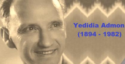 yedidia admon