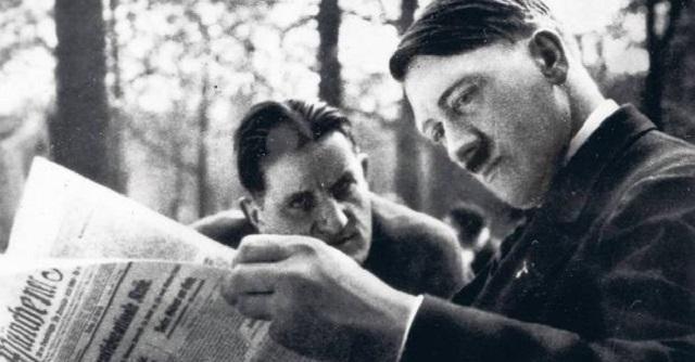 """Ernst """"Putzi"""" Hanfstaengl, el íntimo de Hitler"""