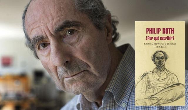 """""""¿Por qué escribir?"""" de Philip Roth, con Esther Bendahan"""
