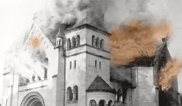 A 80 años de la Noche del Pogromo