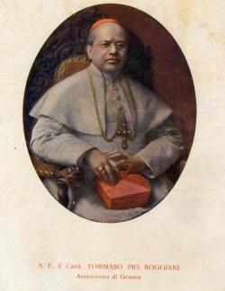 L'interdetto (di San Pio X) su Genova del 1912:pagina quasi sconosciuta
