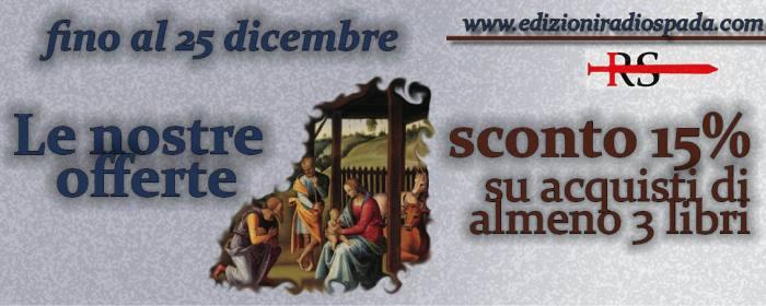 Libri in offerta natalizia delle edizioni effedieffe e for Libri in offerta