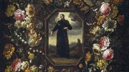 Slancio poetico in onore di San Francesco Borgia