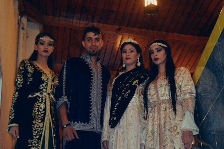 """القفطان التطواني و""""كسوة"""" العروس يتألقان في عرض للأزياء بتطوان"""