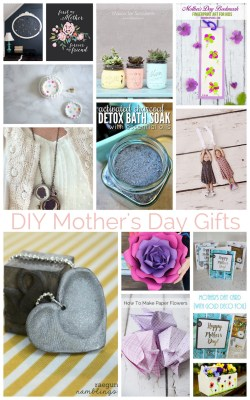 Small Of Diy Mothers Day Gifts