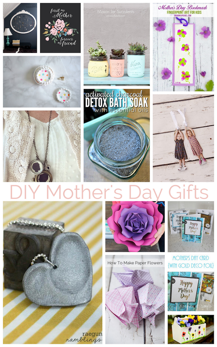 Large Of Diy Mothers Day Gifts