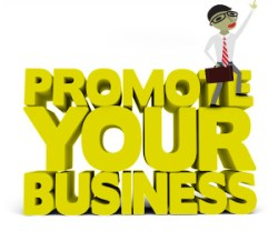 promote your business raffle tickets