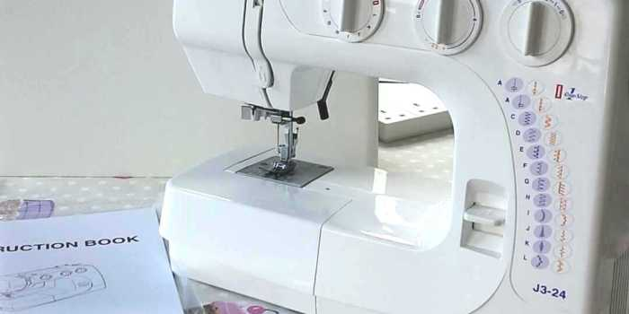 An Introduction to the Sewing Machine
