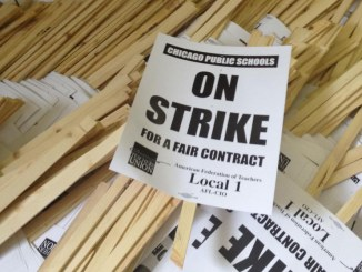 CTU Picket Signs