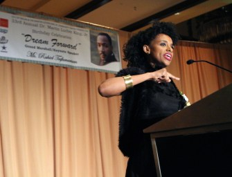 Dallas MLK Center Annual Banquet Keynote Speaker