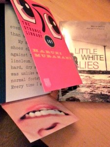The Strange Library and Little White Lies