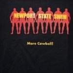 Newport Swim Team Front Center