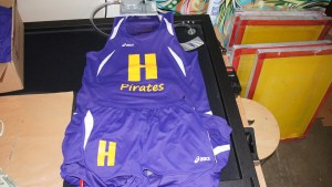Highline Track and Field Uniforms