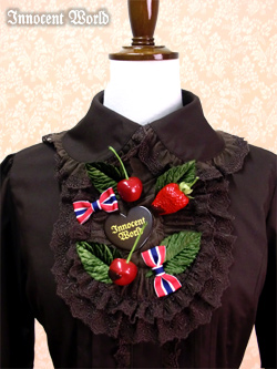 Innocent World Chocolate Fountain Blouse