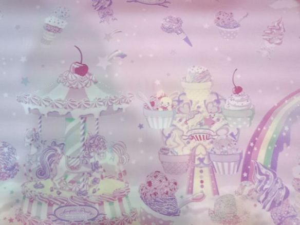 Angelic Pretty Milky Planet Pink