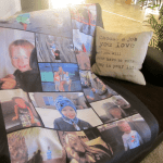 *HOT* Personalized Fleece Photo Blanket ONLY $19.99 (Reg. $47.99)!
