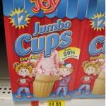 *HOT* Box of Joy Ice Cream Cones Only $0.65!
