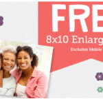 FREE Walgreens 8X10 Photo with FREE In-Store Pickup (TODAY ONLY!)