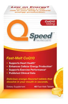 Q Speed CoQ10`